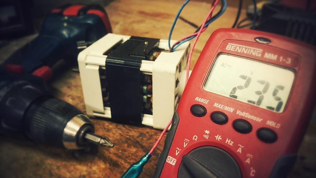 Parametry przekładników prądowych