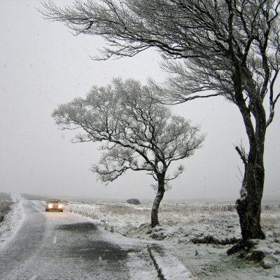 Jakie są zalety opon zimowych?