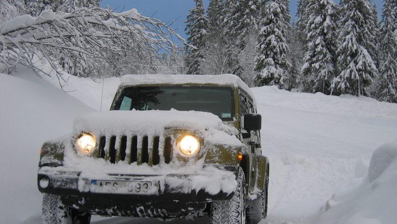 Opony zimowe – charakterystyka